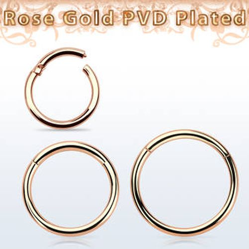 Segment Rose Gold 1x6mm